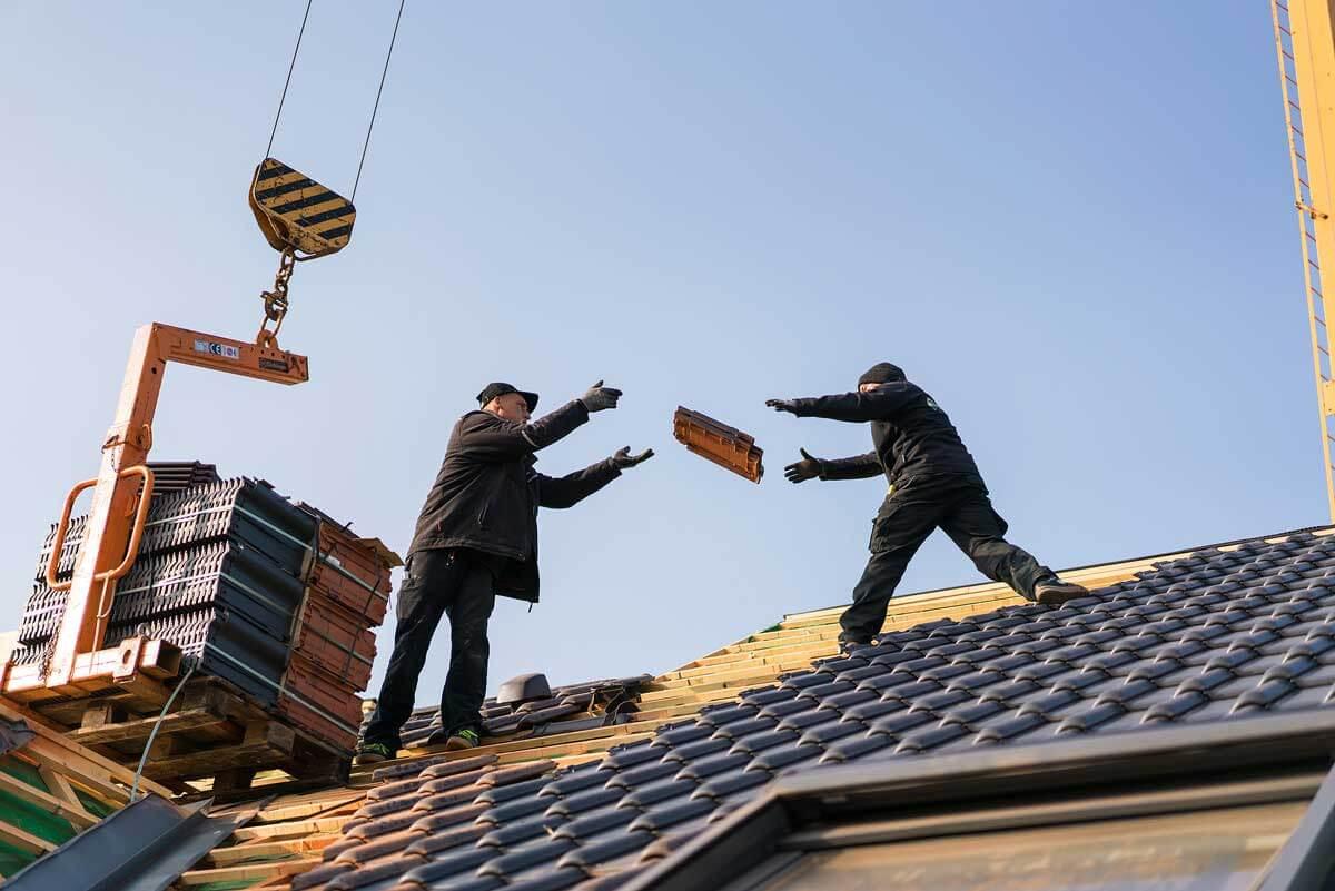 Marquardt Dächer und Söhne in Aktion