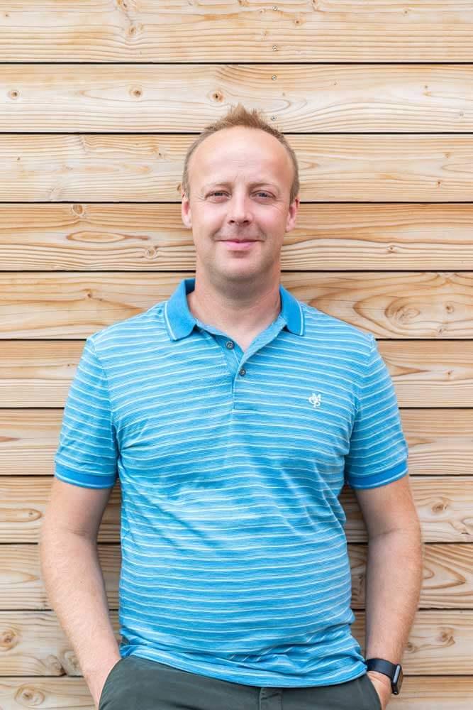 Klaus Marquardt, Geschäftsführer