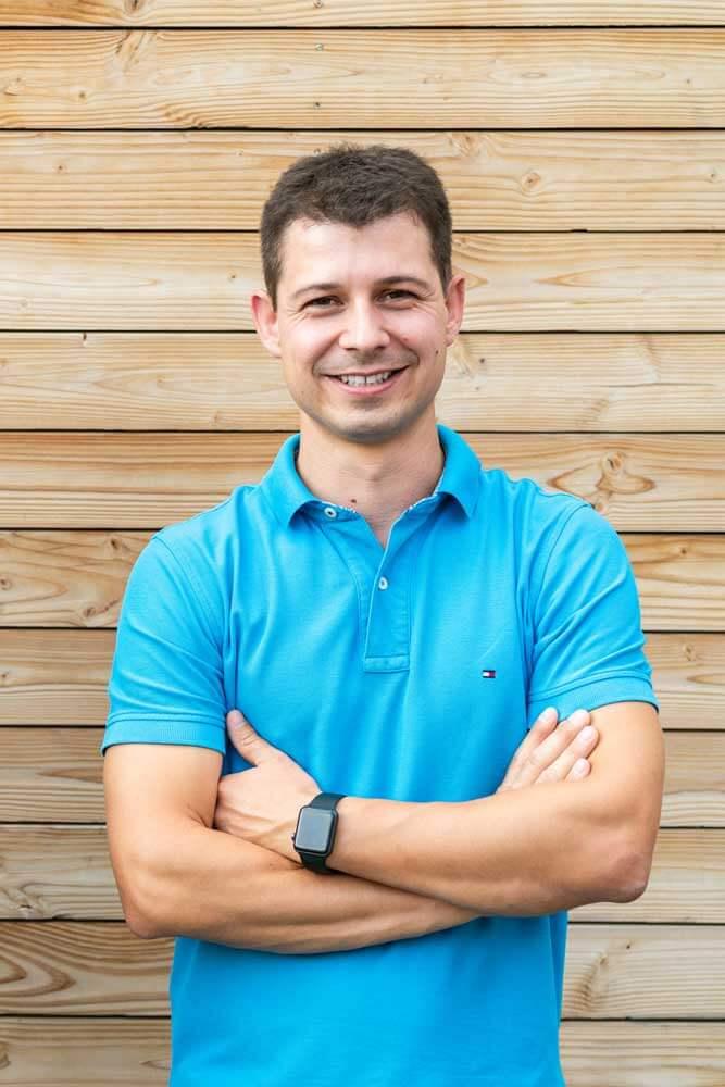 Philipp Schneider, leitender Angestellter